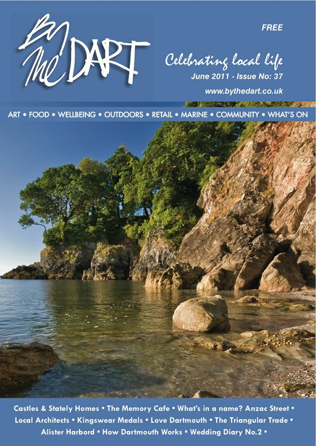 June 2011 The Dart Front Cover
