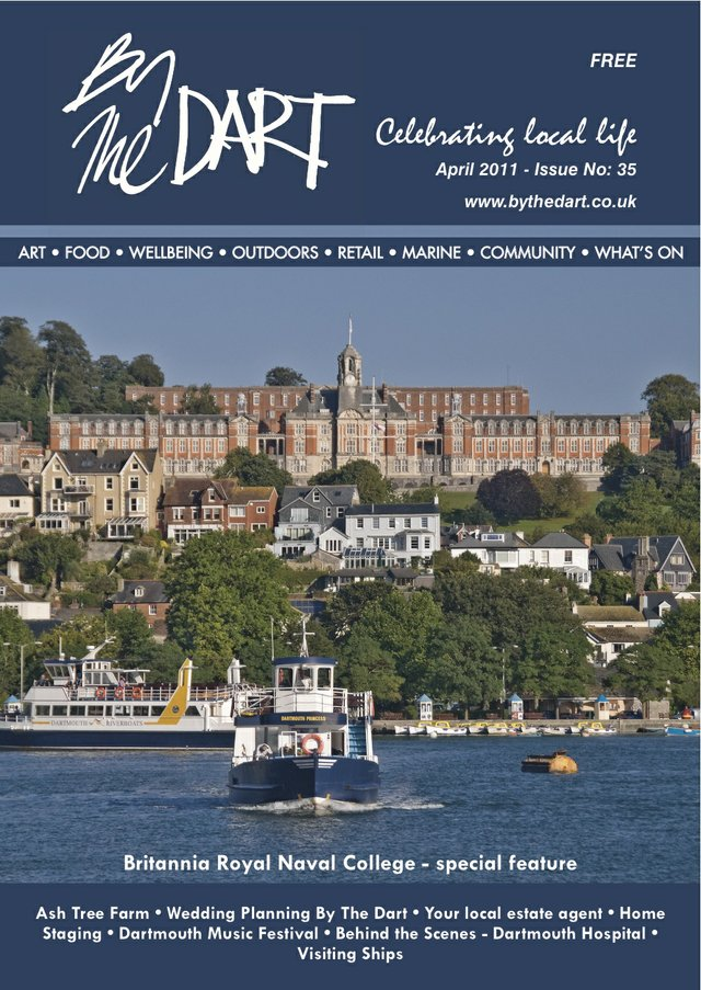 April 2011 The Dart Front Cover