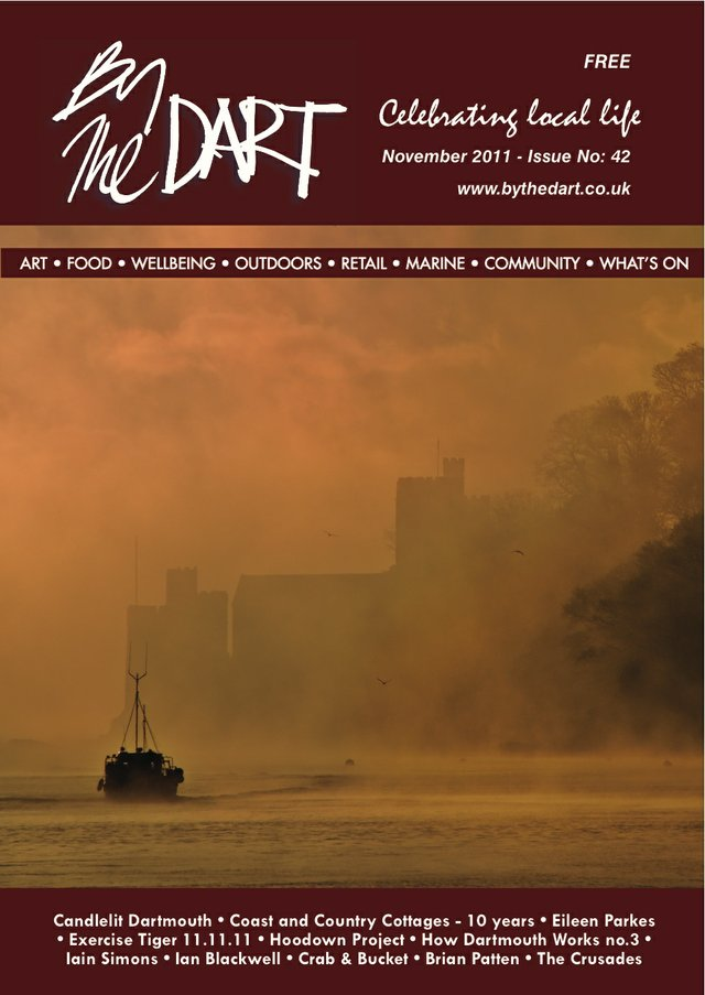 November 2011 The Dart Front Cover