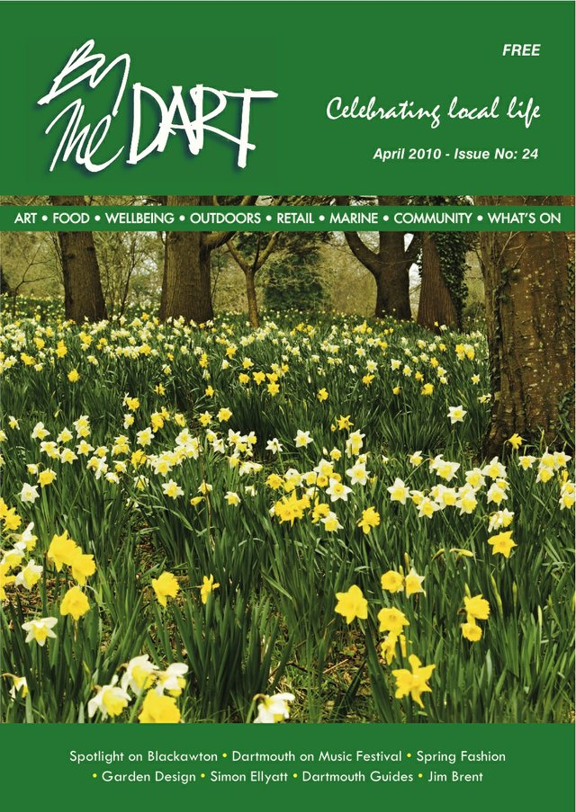 April 2010 The Dart Front Cover