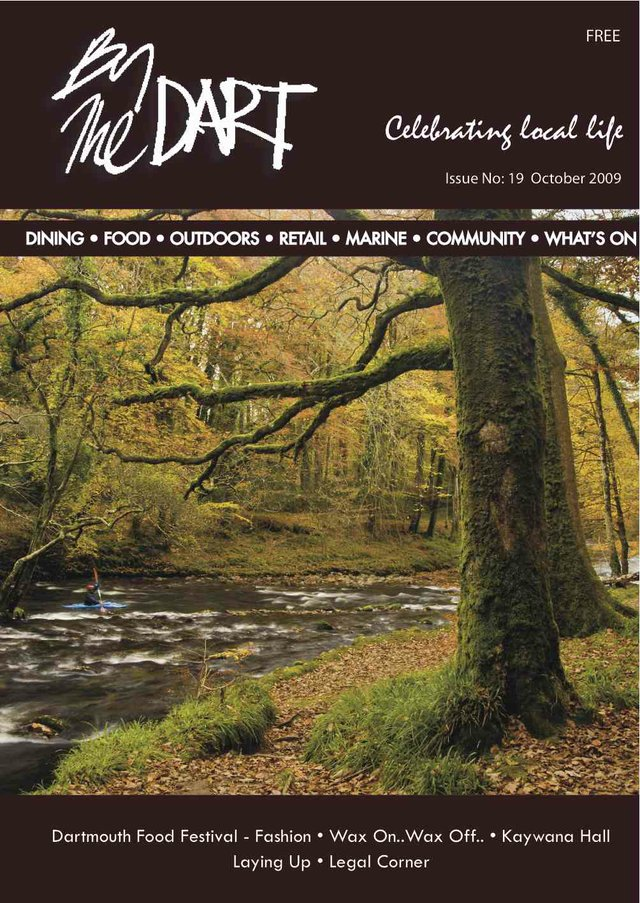 October 2009 The Dart Front Cover