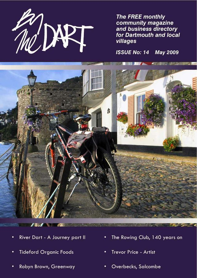 May 2009 The Dart Front Cover