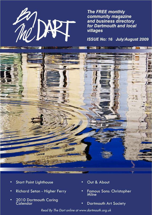 July 2009 The Dart Front Cover