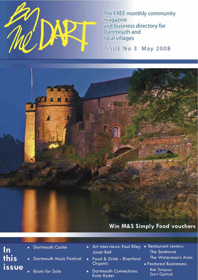 May 2008 By The Dart Front Cover