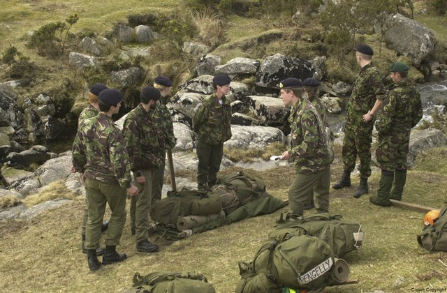 Leadership Training on Dartmoor