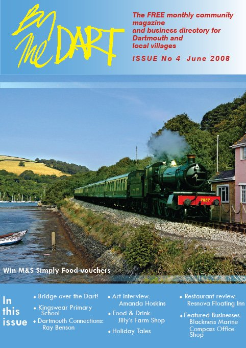 June 2008 ByThe Dart Front Cover