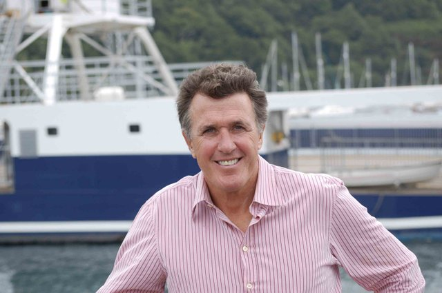 Richard Seton, Owner of Dart Marina Hotel and The Higher Ferry