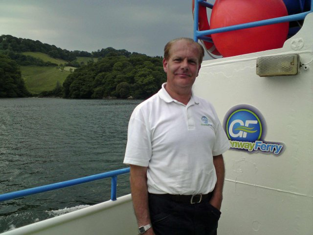 Gerry Tunbridge, Crewman on the Christie Belle