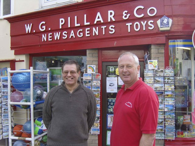 W.G. Pillar & Co, A True Family Business!