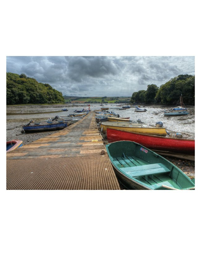 Reflections of South Hams by Nigel Evans