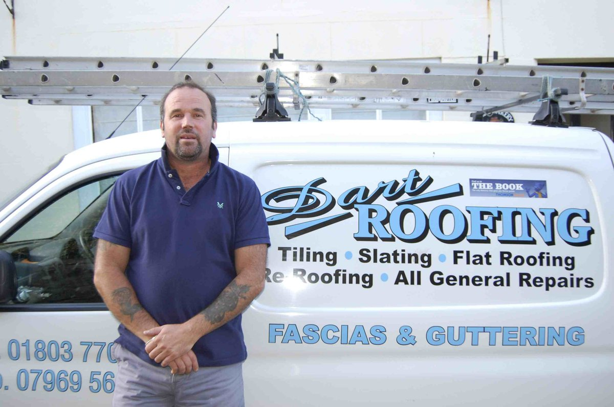 Trade Secrets Nigel Bryant Of Dart Roofing By The Dart
