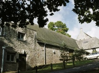 The Barn Theatre, Dartington