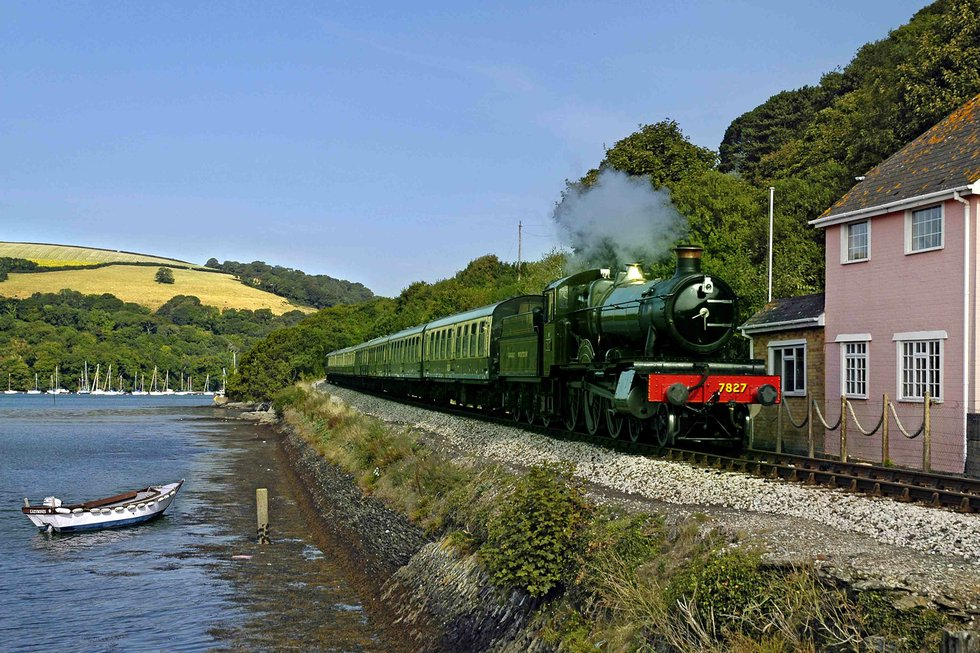 dartmouth steam railway celebrates 150 years   by the dart