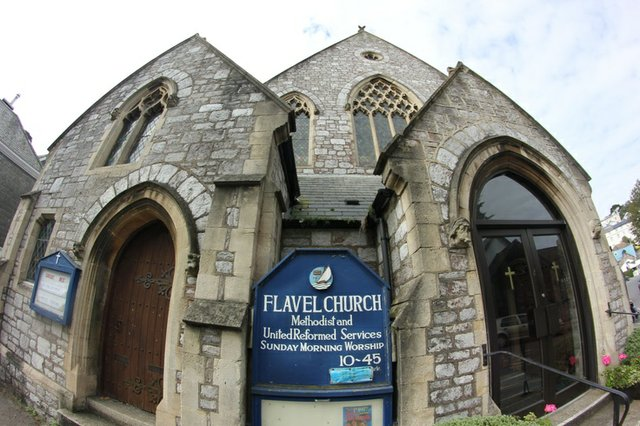 The Flavel Church, Dartmouth
