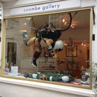 Coombe Gallery Window