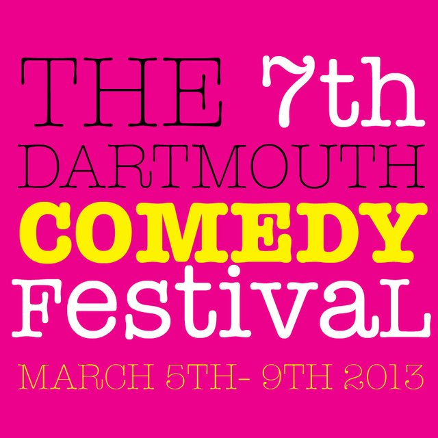 Dartmouth Comedy Festival 2013