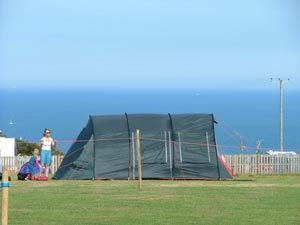 Manor Farm Camping, Strete