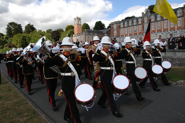 BRNC Passing Out Parade