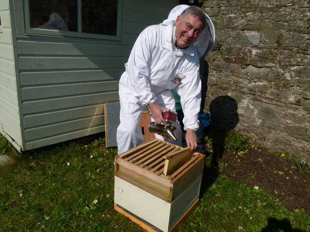 Paul Allen - Bee Keeper