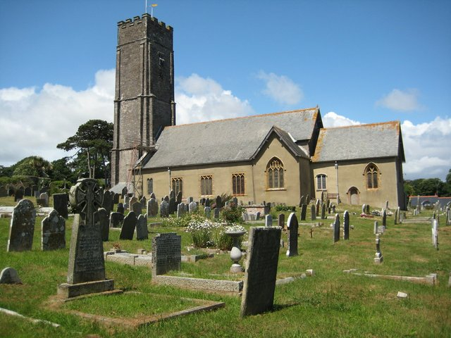 Stoke Fleming Church