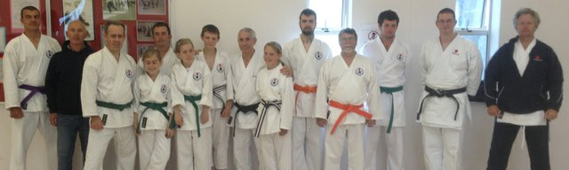 darmouth karate club