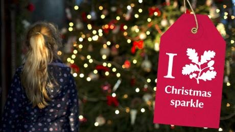 Christmas and National Trust