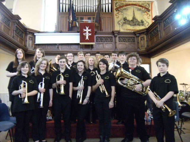 Devon Youth Brass Band