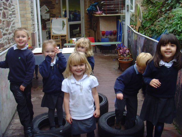 Kingswear Primary School Kids