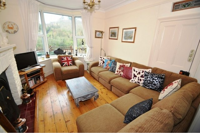 Genista, Kingswear from Blueriver Cottages