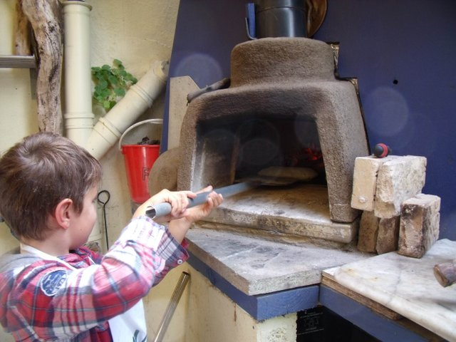 Recipes for a Wood Fired Oven