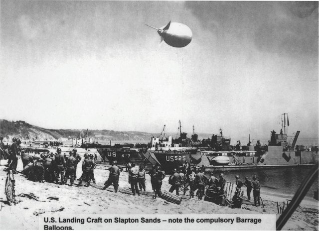 Exercise Tiger - Landing at Slapton