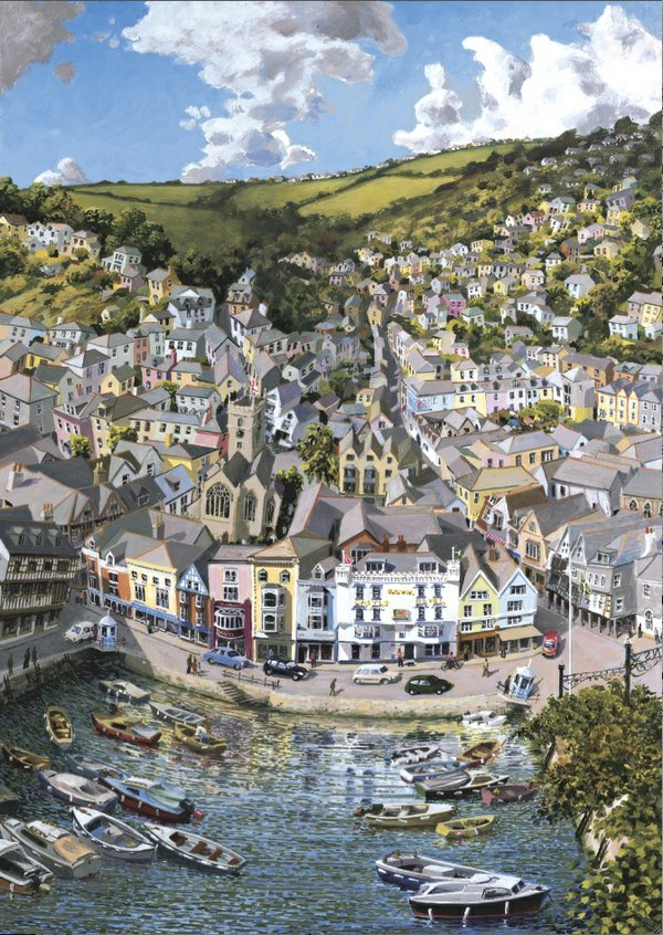 """The Quay"" by John Gillo"