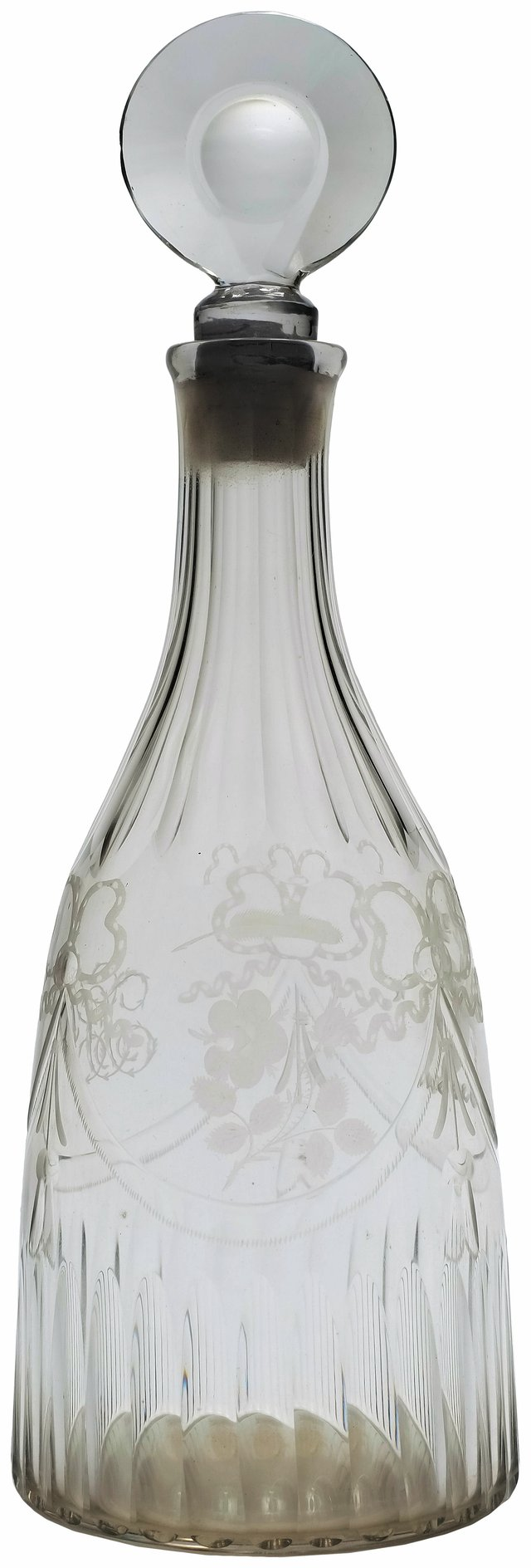 Waterford decanter & stopper