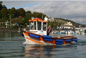 Dart Harbour Yacht Taxi