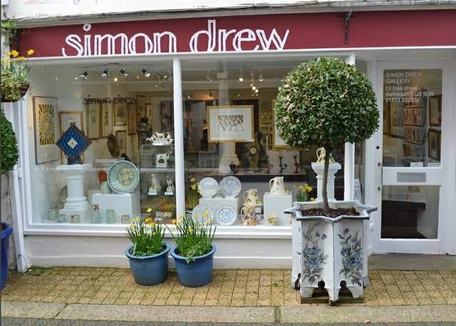Simon Drew Gallery, Dartmouth