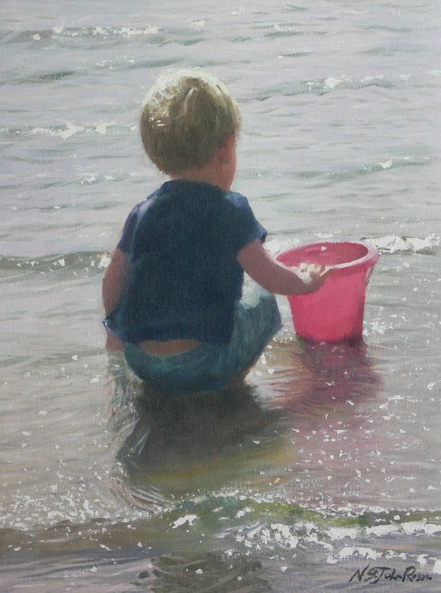 Boy and His Bucket Nicholas St John Rosse-1.jpeg