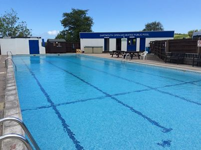 Dartmouth Heated Outdoor Pool May September By The Dart