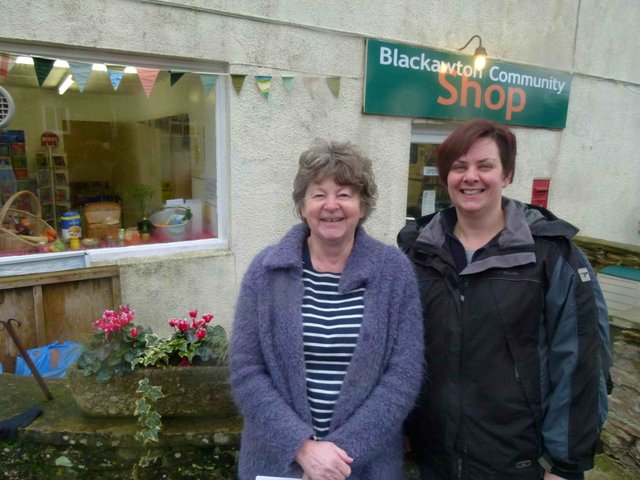 Blackawton shop