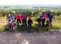 Haldon Forest Cycling Trail