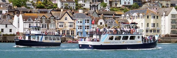 Dartmouth Riverboat