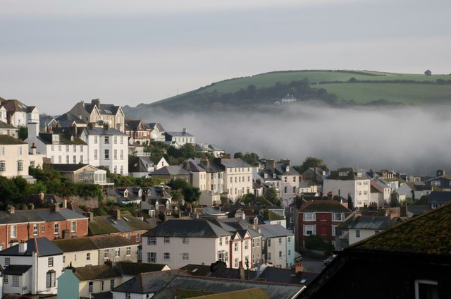 Dartmouth & Kingswear Society - Dartmouth Roofscape