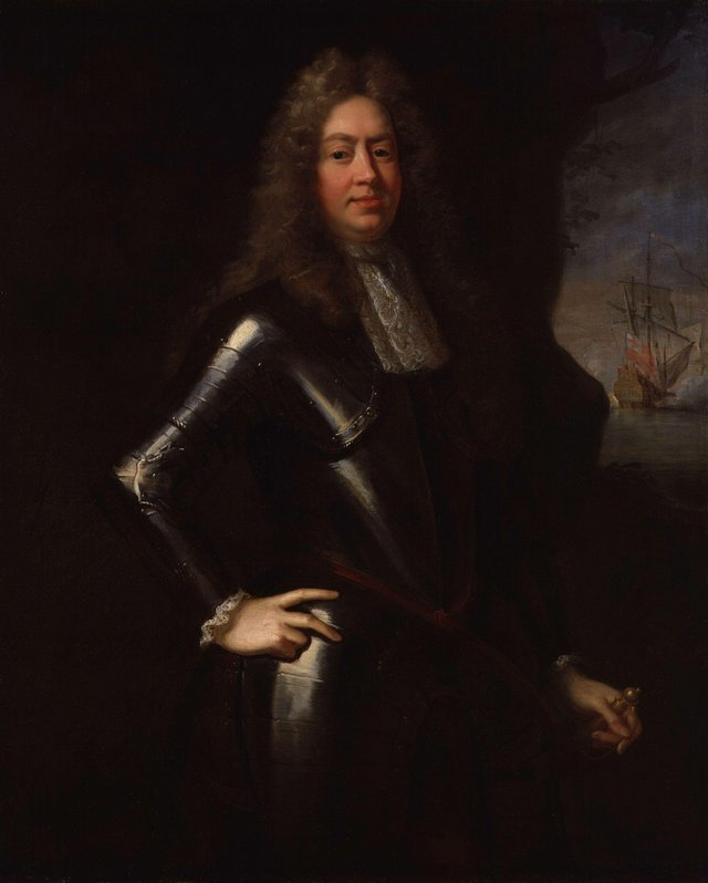 Georgo Legge, 1st Baron of Dartmouth - by John Riley