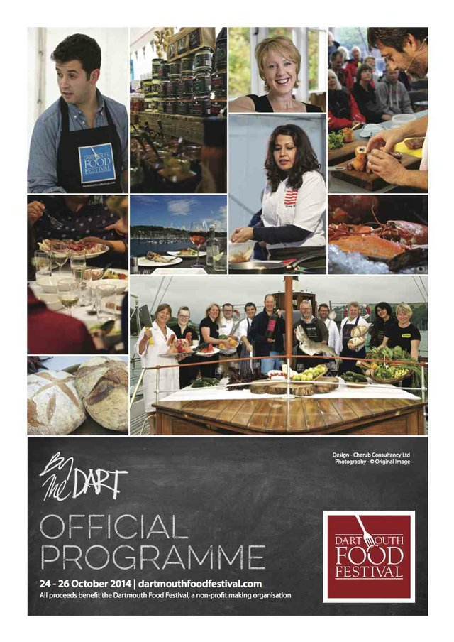 Official Programme 2014 Dartmouth Food Festival