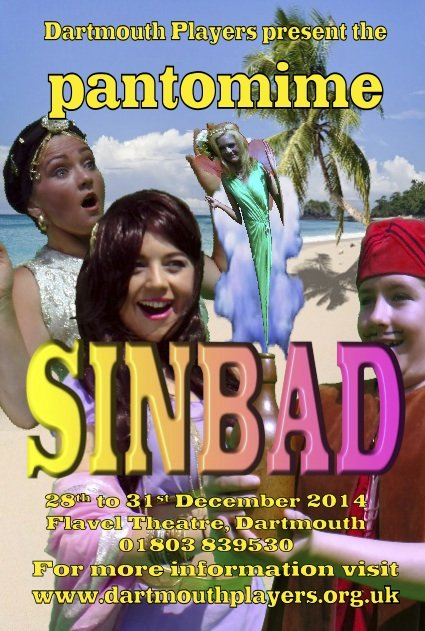 Sinbad: the 2014 Pantomine from the Dartmouth Players
