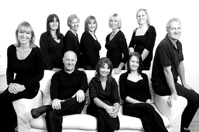 dartmouth dental team