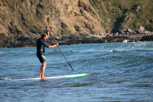Dart Adventures paddle-board