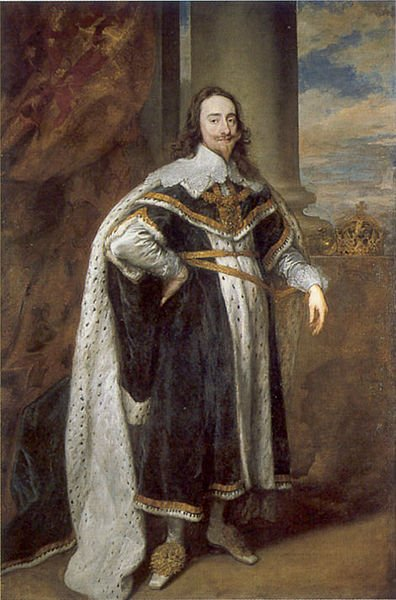 Civil War - King Charles I