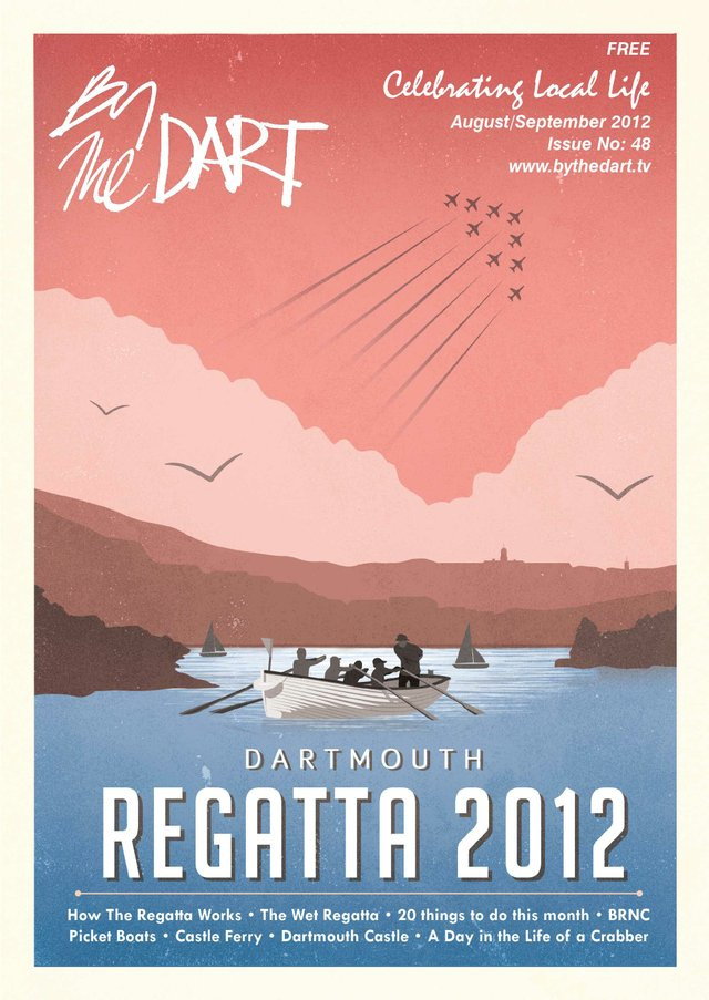 BTD August 2012 front cover