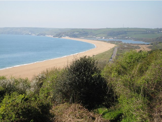 Nr strete at slapton sands