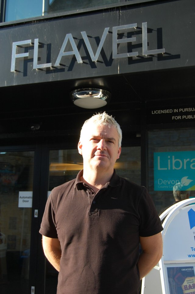 Ian Blackwell - General Manager, The Flavel